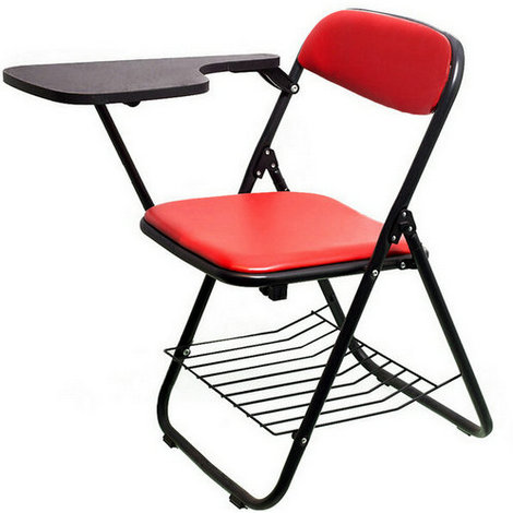single stackable folding cheap cushion college student chair