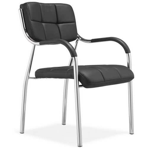 Korea leather-free assembly meeting chair staff chair