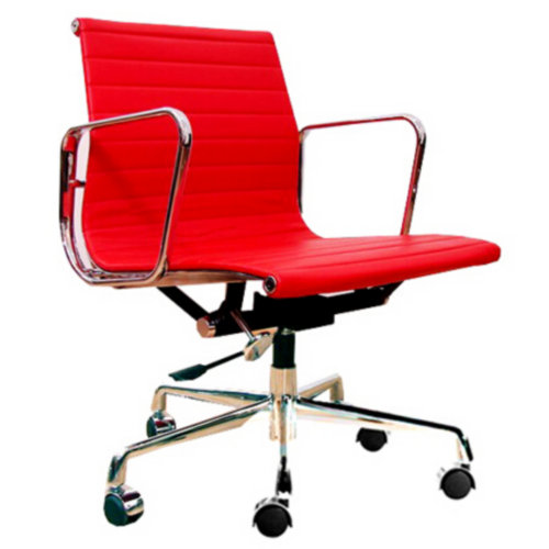 Executive Commercial Leather Office Chair / Eames office cha