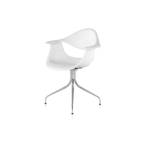 Nelson Swag Leg Armchair timeless distinctive eames chair