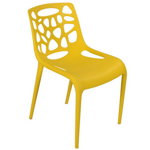 Continued hot custom plastic dining chair stackable chairs