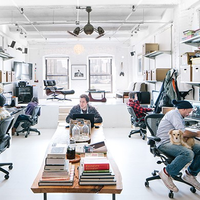 What Seating Says About a Small Business