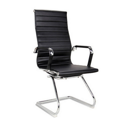 Simple comfort transparent design eames conference chair