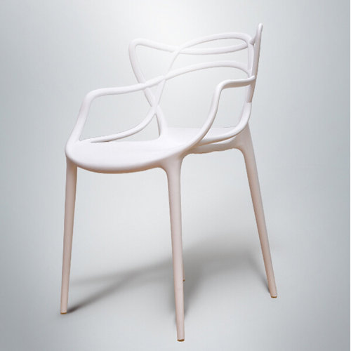 elegant sculpted seating dining chiar leisure chair