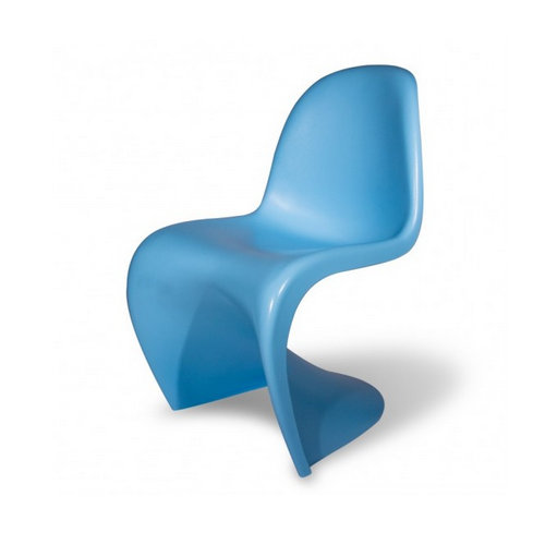 European creative Panton Chair living room leisure chair