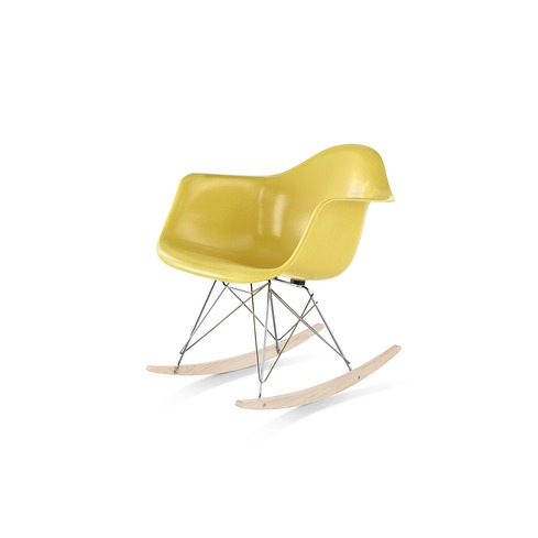 EAMES RAR fashion creative rocking chair lounge chair seatin