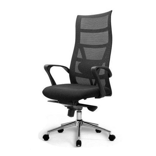 Multifunctional staff office chair mesh high back chair