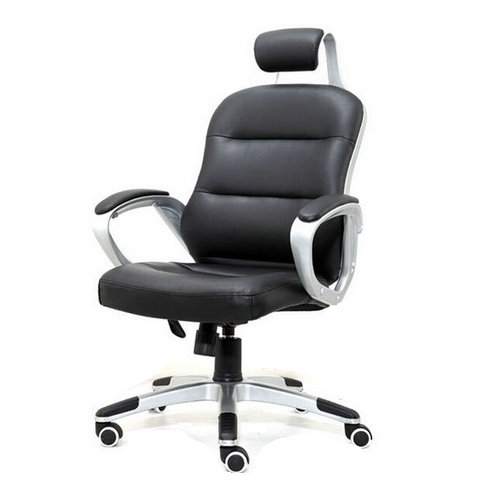 Durable solid confidence leather office chair furniture