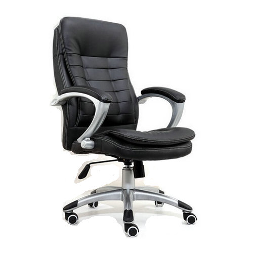 confidence superior generous leather office chair furniture