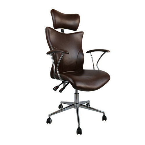 New leather office furniture owner office chair seating