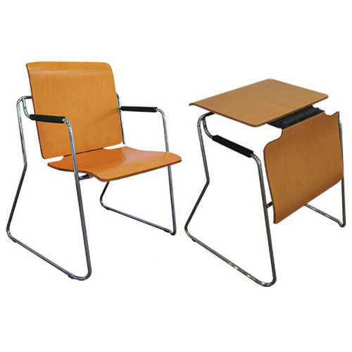 A chair with two usefulness, convenient chair or table