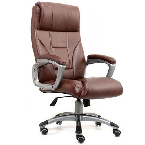 Leather chair relaxing recliner office manager chair seating