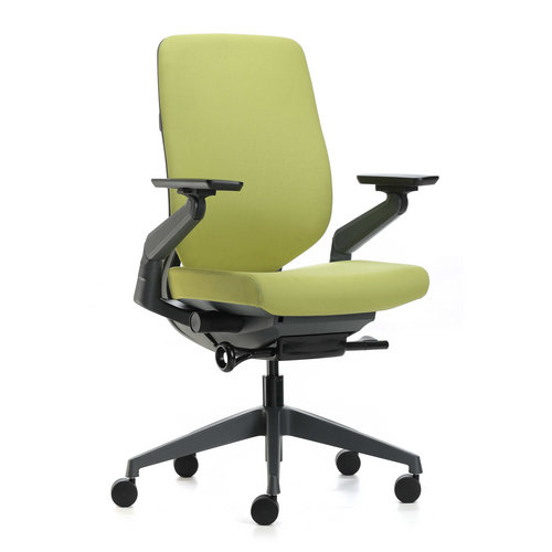 Luxury Ergonomic back office chair auto-adjustable chair