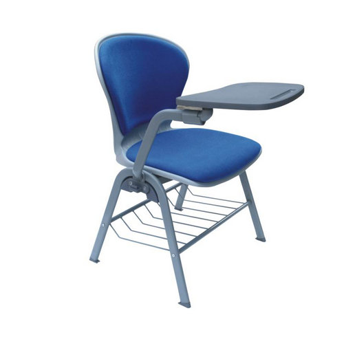 Training chair study chair with writing pad china wholesale