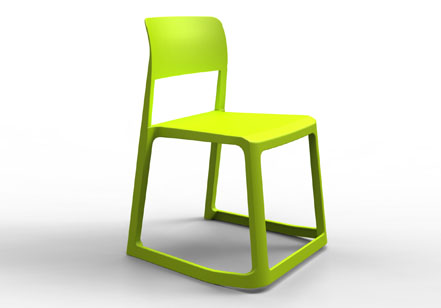 New PP dining room chair for restaurant furniture in china