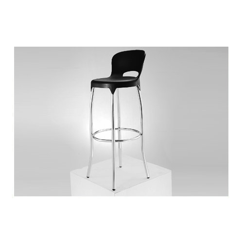 PP with chrome steel Leisure chair bar chair china furniture