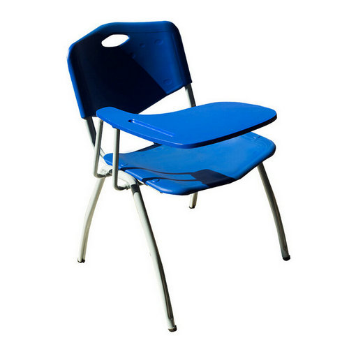 Student Training Chair PP with Writing Tablet manufacturer