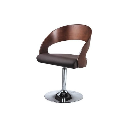 Swivel PU height bar chair leisure chair china wholesale