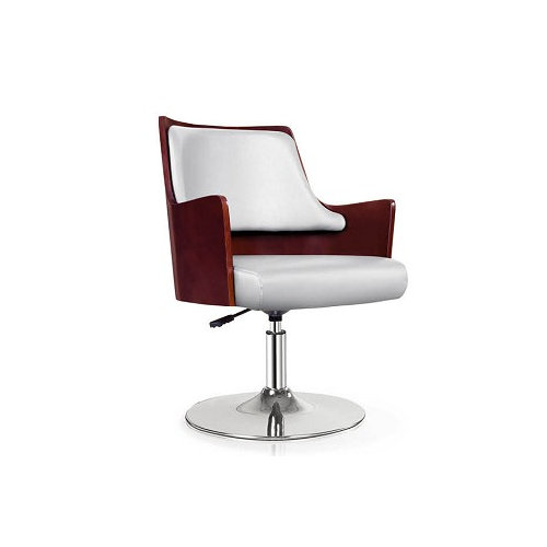 pu lounge office chair living room swivel chair furniture