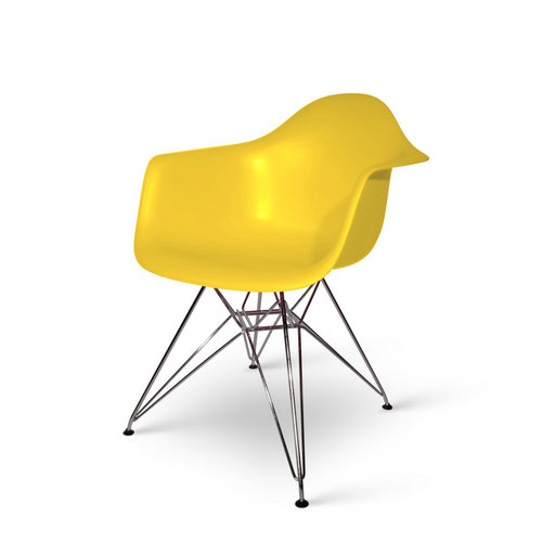 Eames DAR chair Fiberglass Dining Chair China supplier