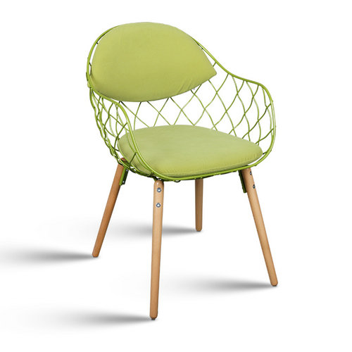 Eames Chair Hollow iron mesh chair leisure chair supplier