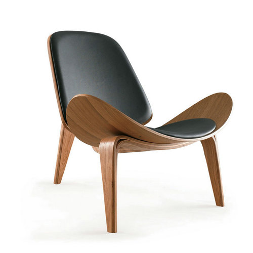 2015 New Eames Wooden Chair Leisure Chair made in china