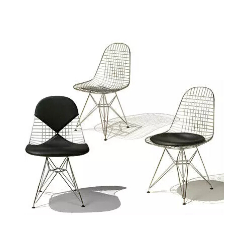 DKR chair chasteel wire eames chair China supplier vendor