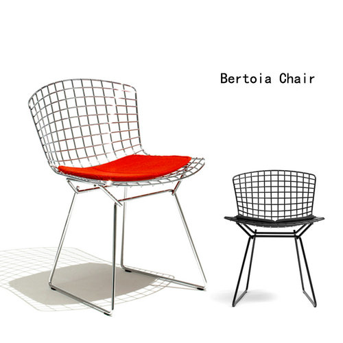 Home furniture China replica Harry Bertoia wire chair