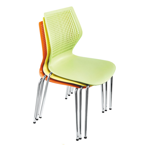 stackable chair dining chair pp leisure chair china factory