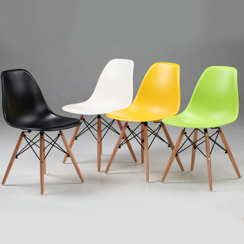 Eames DSW Chair Replica PP resin plastic chair made in china