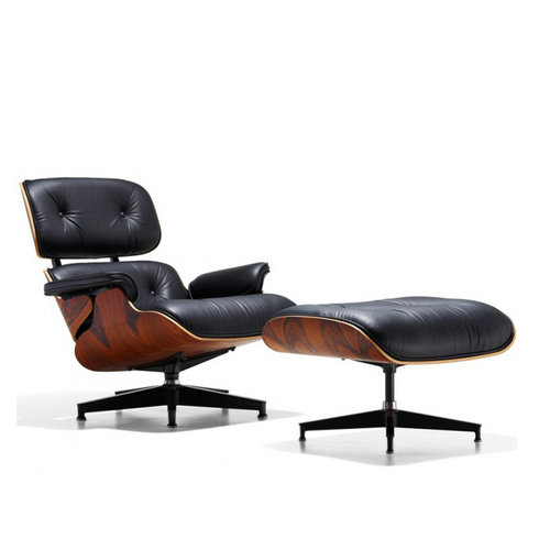 Eames lounge chair with ottoman replica Seller in China
