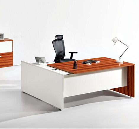 Modern Furniture Wood Panel Desktop Computer Table desk