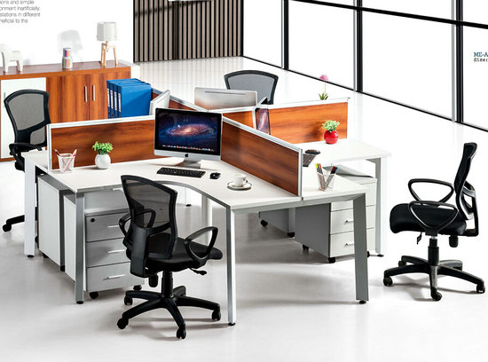Computer office Desk Workstation Table staff office furnitur