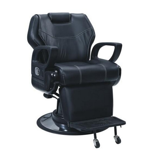 reclining salon barber chairs / hair cutting styling chairs