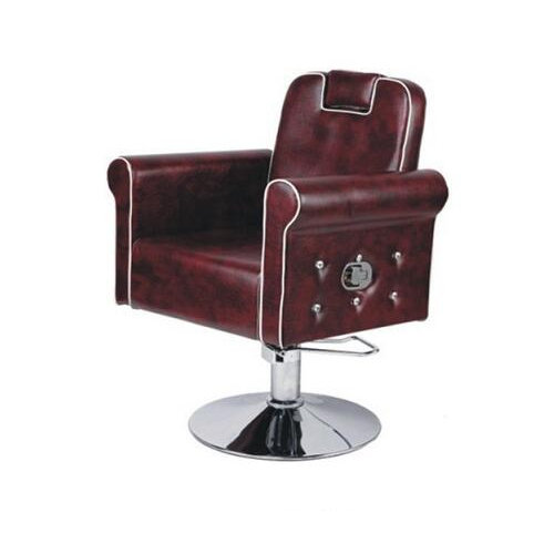 modern red man reclining styling chair / cheap salon furnitu
