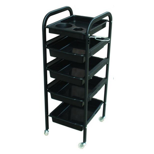 cheap hairdressing salon trolley / spa beauty tool cart