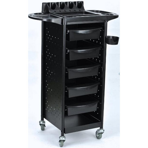 cheap salon trolley / barber shop tool storage cart
