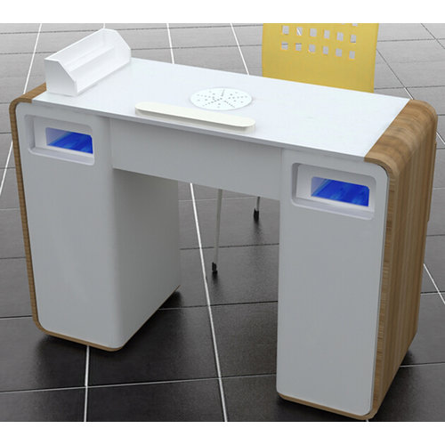modern used nail salon tables / manicure table nail station