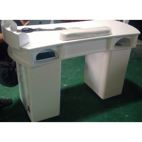 High qualty nail table / salon furniture manicure table for