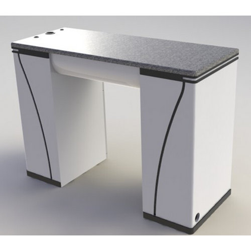 beauty salon nail tables for spa / nail equipment manicure