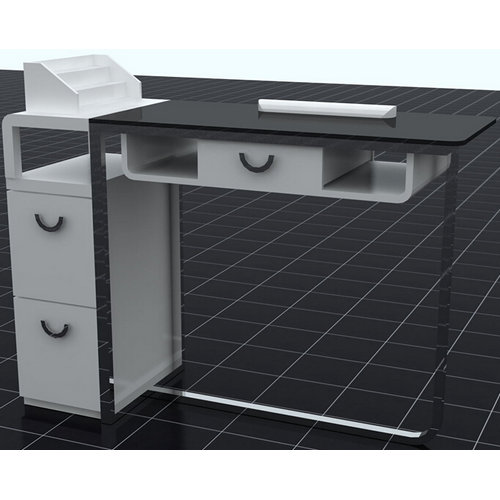 Professional nail technician tables / manicure desk for sale