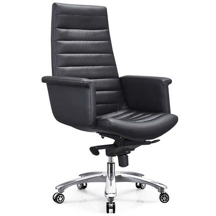 Foshan Luxury Leather Executive Office Chair Manager Seating