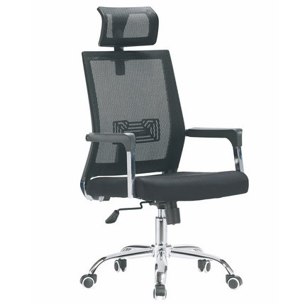 China High Back Mesh Computer Swivel Chair Lumbar Support