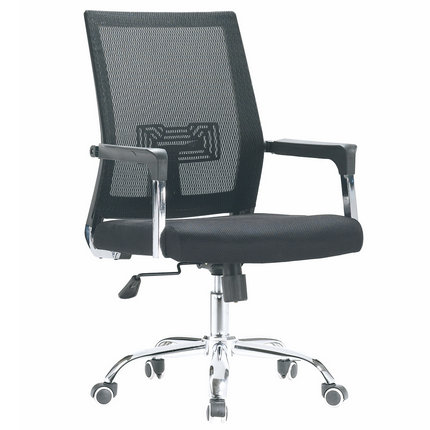 Foshan cheap staff office chair task computer mesh seating