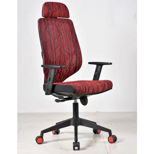 high back swivel movement mesh office staff computer chair