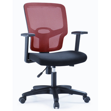Medium back Lift Armrest Mesh Staff Office Chair for Meeting