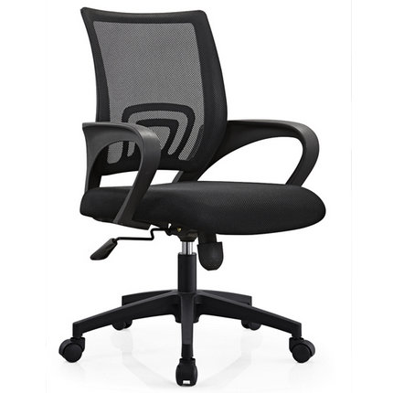 China OEM fabric task drafting swivel office staff chair