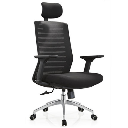 Foshan adjustable armrest mesh recliner manager office chair