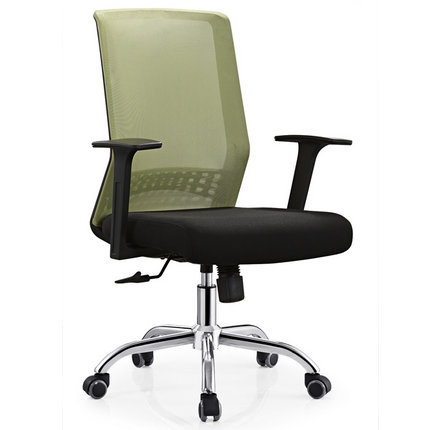 China OEM office staff rolling lift task seats mesh chairs