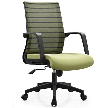 Guangzhou High Density Foam Seat Meeting Desk Chairs Office